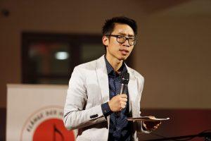 Duy Tran präsentiert Alice Ungerer und Syed Mostofa Jahangir