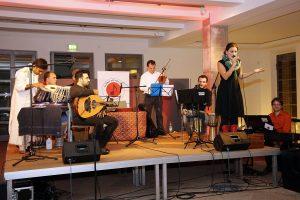 Das Klänge der Hoffnung - Musik verbindet-Ensemble