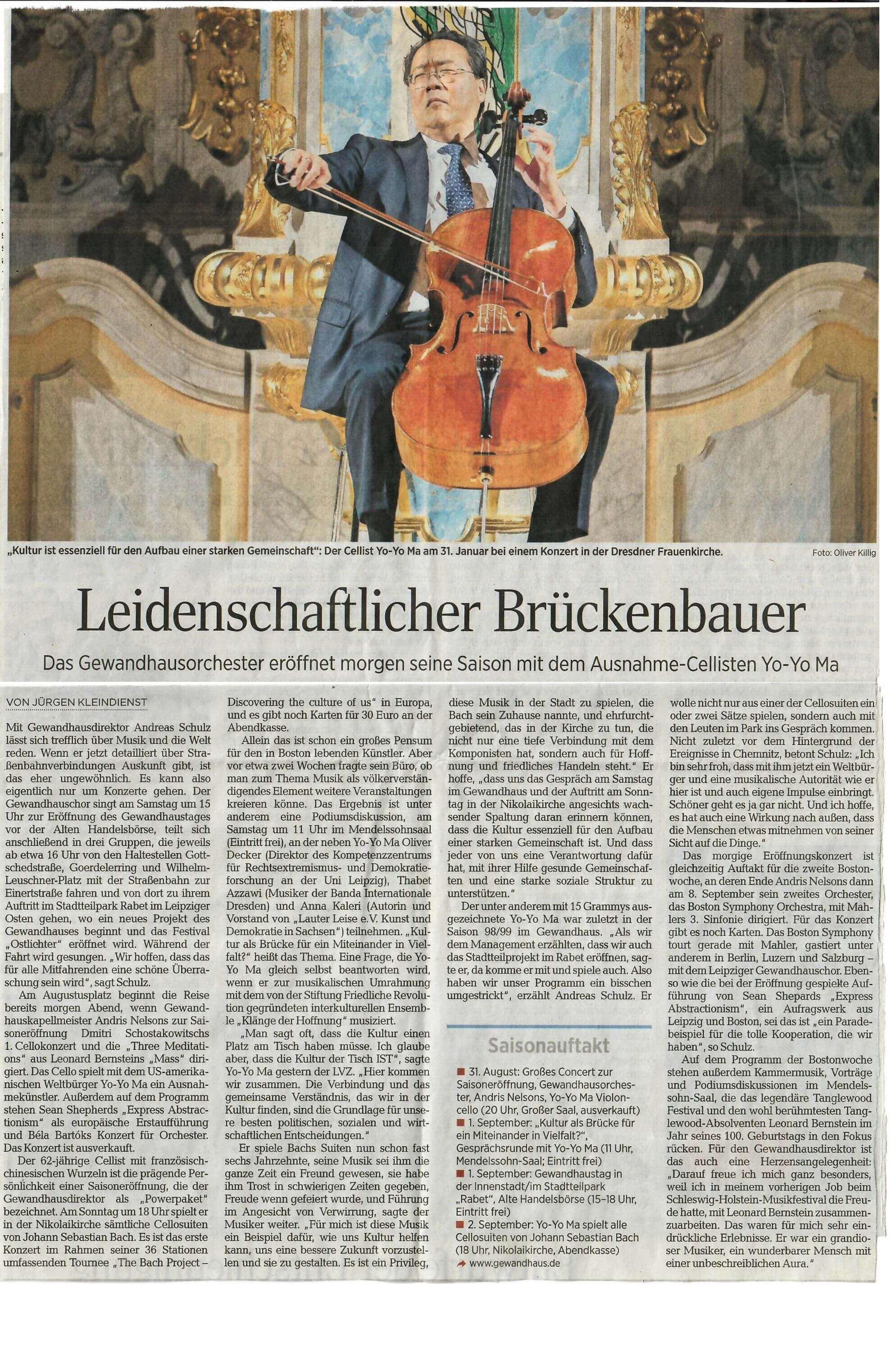 Leidenschaftlicher Brückenbauer LVZ,Seite9.30.08.18.