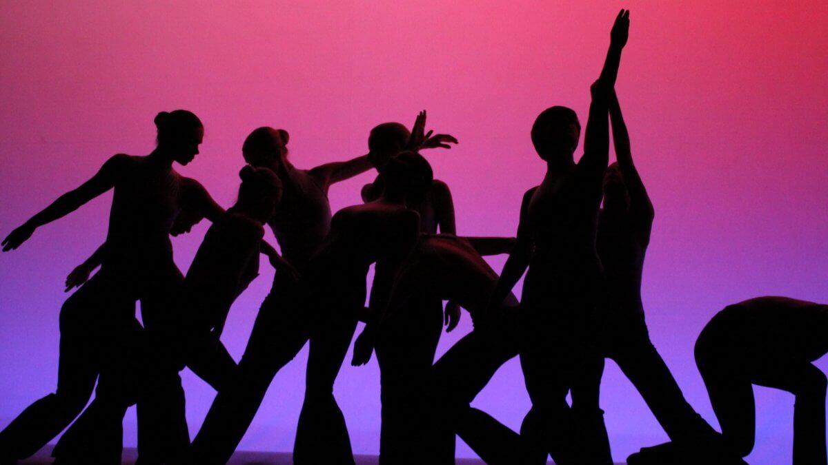 Tänzerinnen der Musikschule Leipzig Johann Sebastian Bach_Foto: Annika Dollmeyer