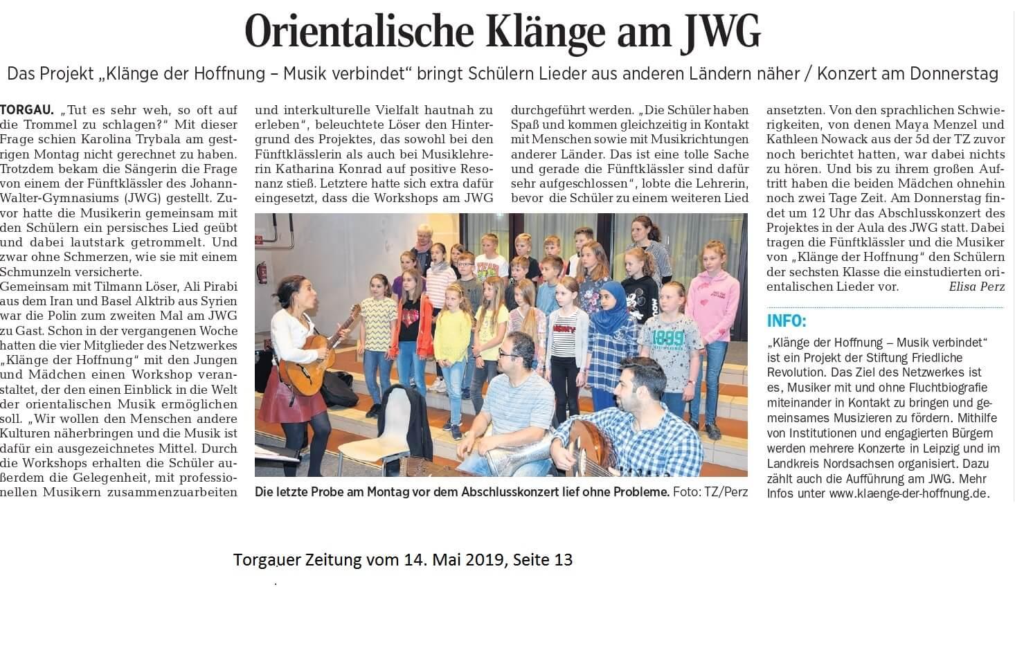 14_05_Torgauer Zeitung S. 13_Ausschnitt