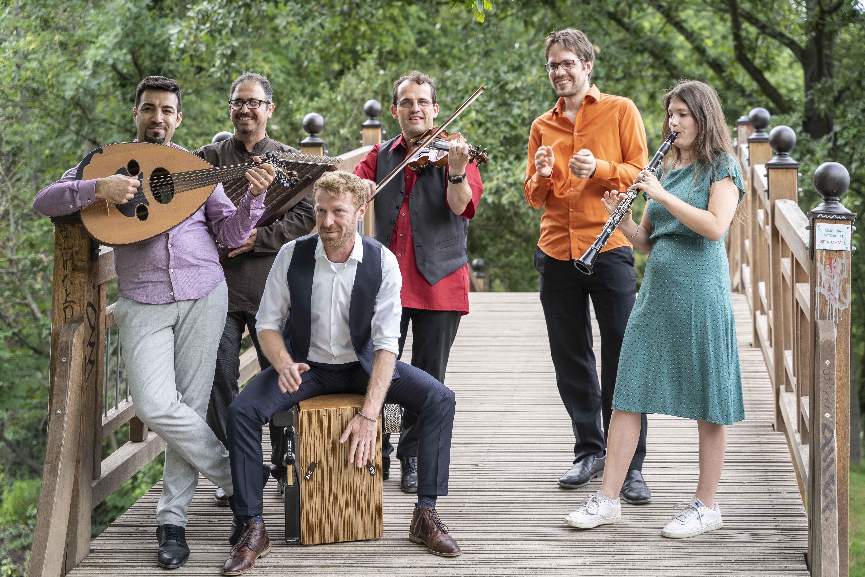 Ensemble Klänge der Hoffnung Foto by Roland Quester