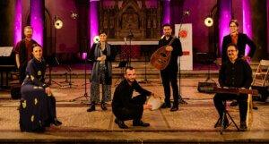 """Ensemble """"Klänge der Hoffnung"""" spielt in Chemnitz zur Interkulturellen Woche @ Stadt- und Marktkirche St. Jakobi"""